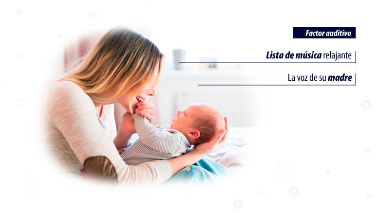 música para el descanso del bebé