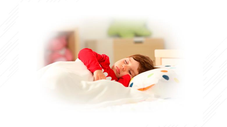 Descanso de pequeños Sleeping Baby
