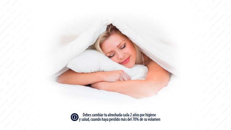 Almohadas Comodisimos cuidan tu salud