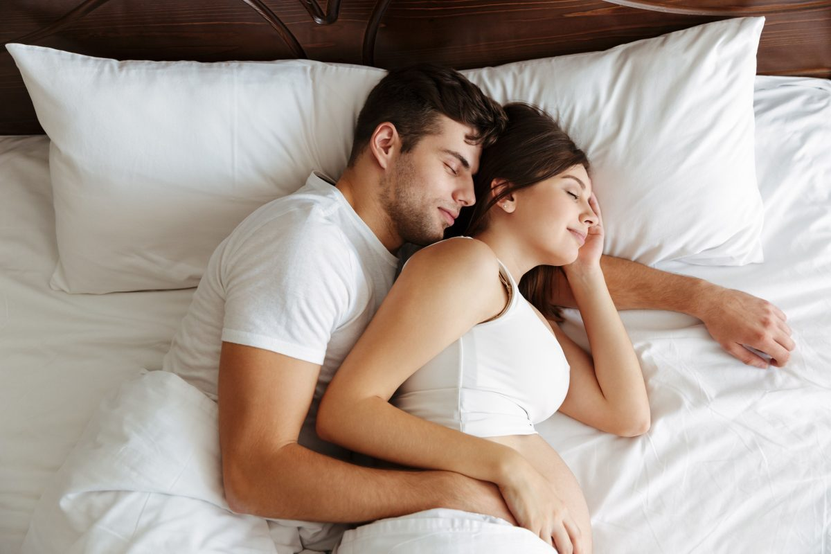 Dormir Durante el embarazo etapa 2